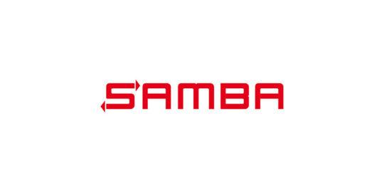 Логотип SAMBA