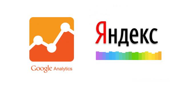 Подключение Яндекс Метрики и Google Analytics через functions.php