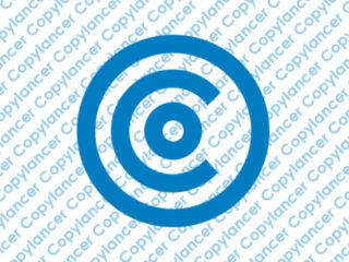 Логотип биржи копирайтинга Copylancer