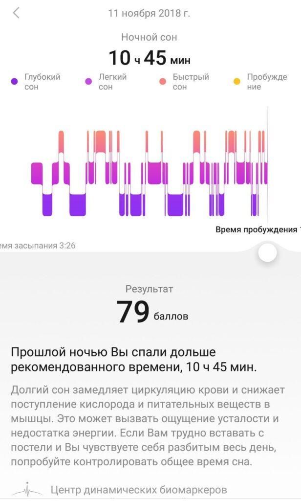 Huawei True Sleep