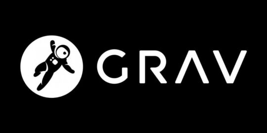 CMS Grav logo