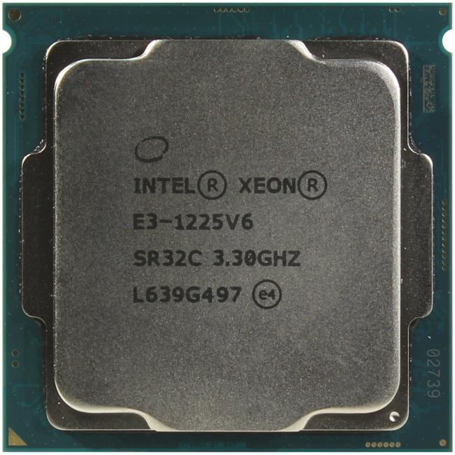Intel Xeon E3-1225 v6
