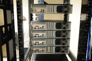 Решение офисных задач с помощью сервера 1