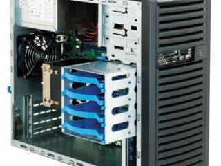 Сервер 1С на 5-10 пользователей