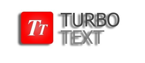 Логотип Turbotext
