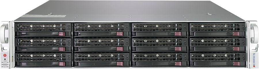 File-server на базе Supermicro