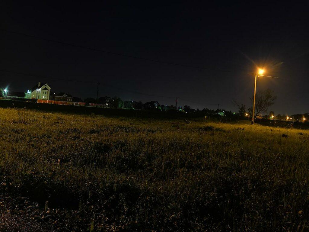 Ночная съемка iPhone XS Max