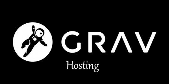 Хостинг для Grav
