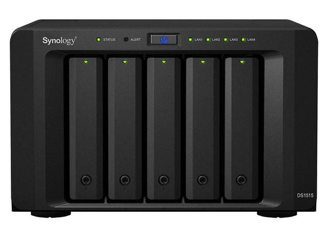 NAS-сервер от компании Synology