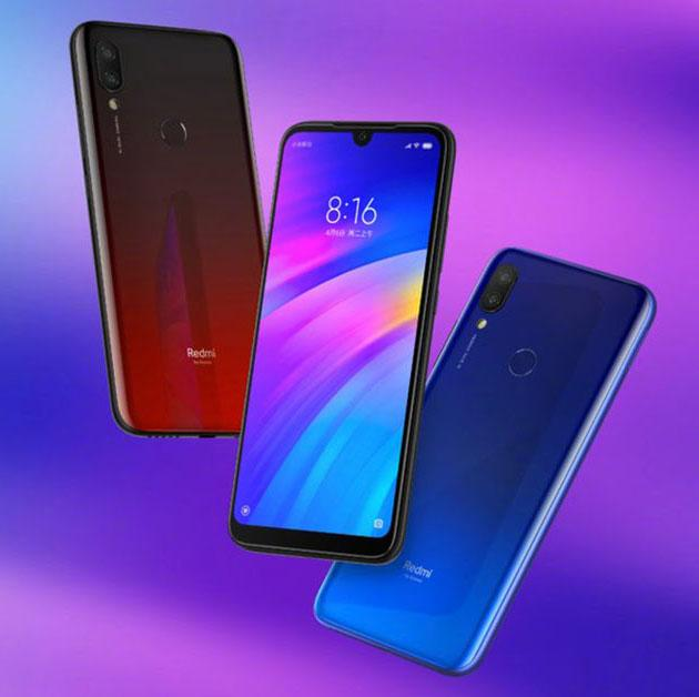 Xiaomi Redmi 7 vs Redmi 6