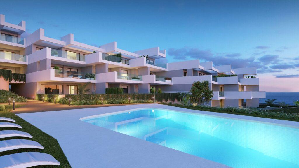 Аппартаменты в Испании