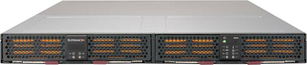 Сервер 1U
