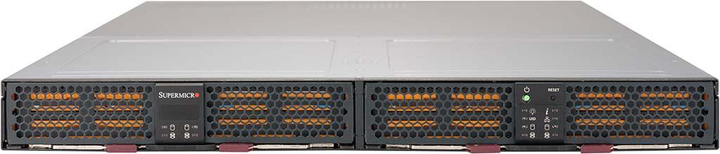 Форм-фактор сервера