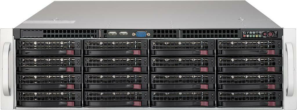 Сервер 3U