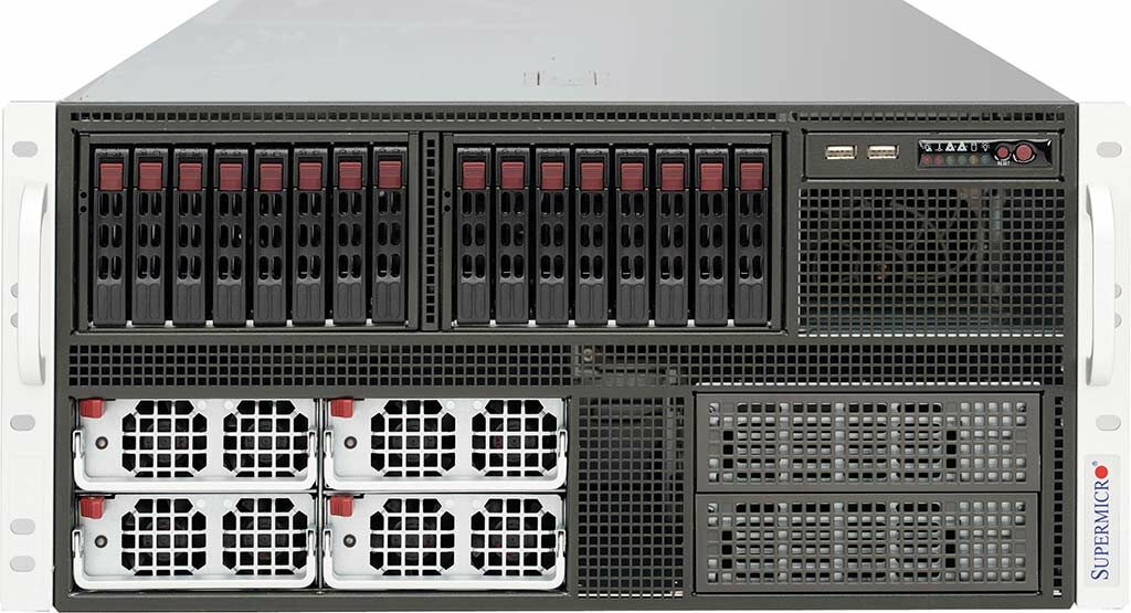 Сервер 5U