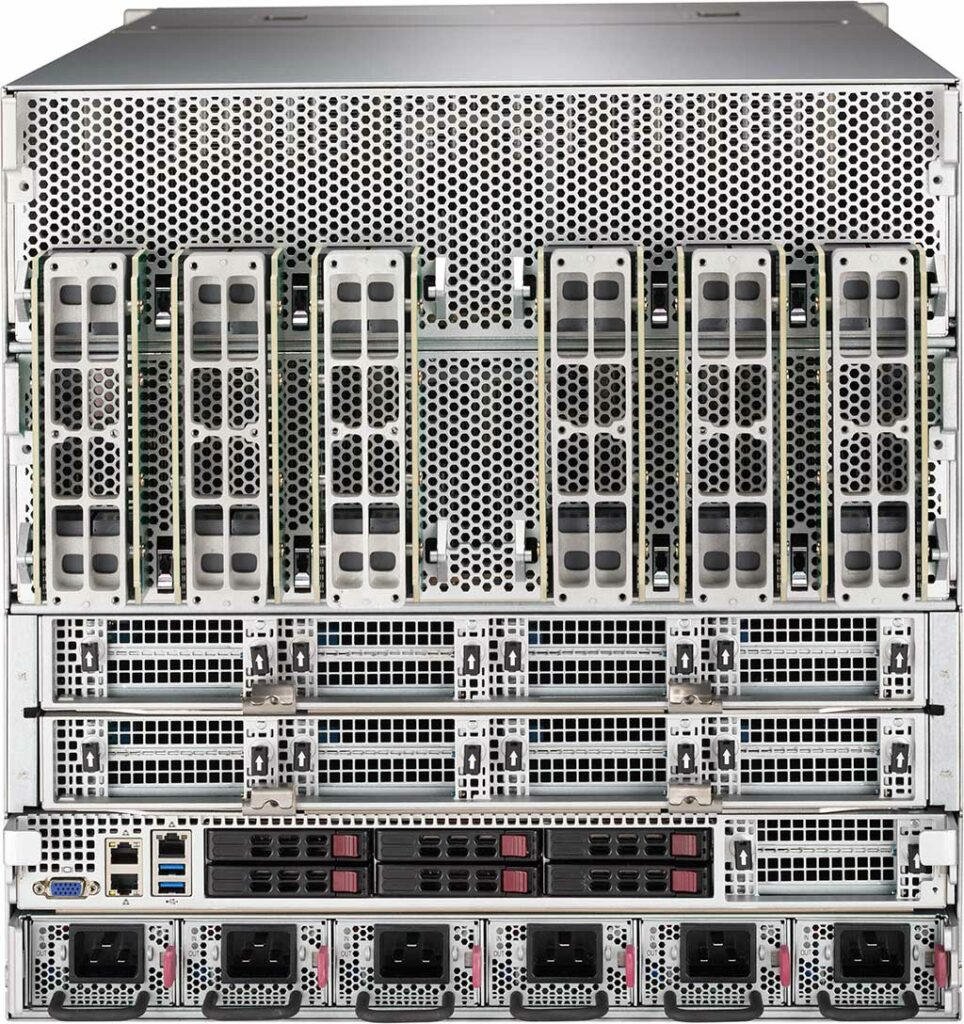 Сервер 10U