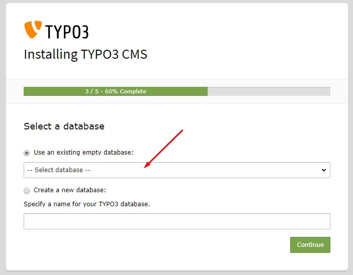 Install Typo3