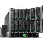 Блейд-сервер HPE