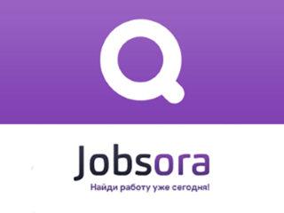 Агрегатор вакансий Jobsora