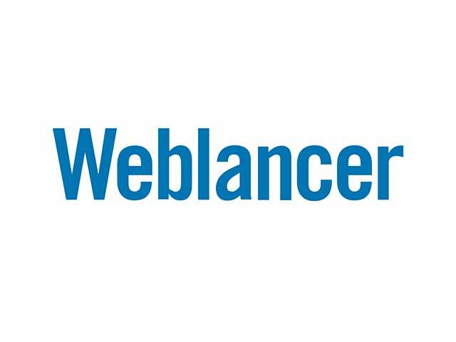 Поиск фрилансера на Weblancer