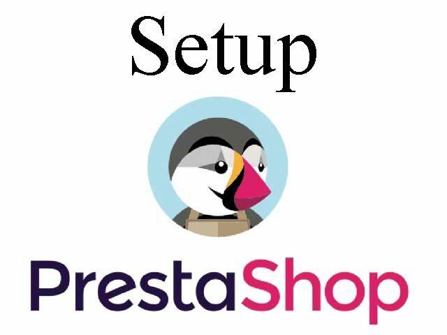Установка PrestaShop на хостинг