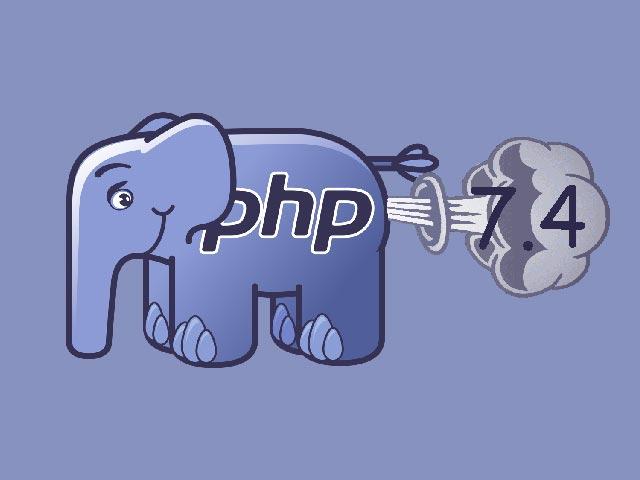 Хостинги с PHP 7.4