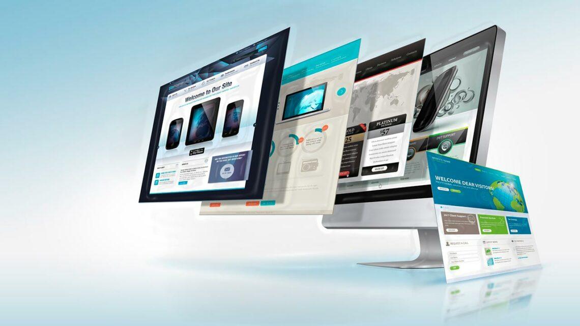 Верстка мультистраничных сайтов: проблемы и решения