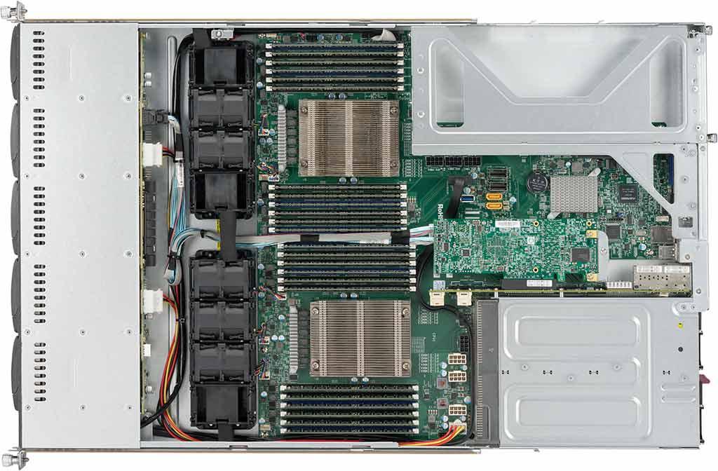 Двухпроцессорный сервер